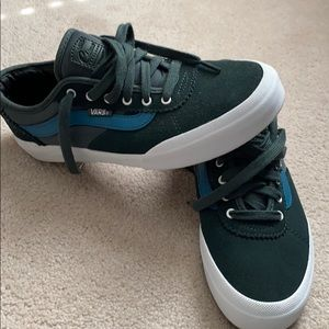 Youth boys (size 6) Vans.